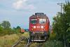 A DB-Schenker Romania 60 1703-7 Sárköz állomáson a Bixád - Szatmárnémeti vasútvonalon (sajnos ez a tehervonat sem közlekedik már)
