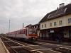 A MÁV-START 416 032 Orosháza állomáson