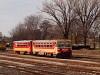 A MÁV-START 117 168 Orosháza állomáson