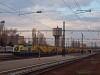 A GYSEV 470 502 Szolnok állomáson