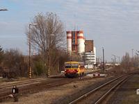 A MÁV-START 117 231 Orosháza állomáson
