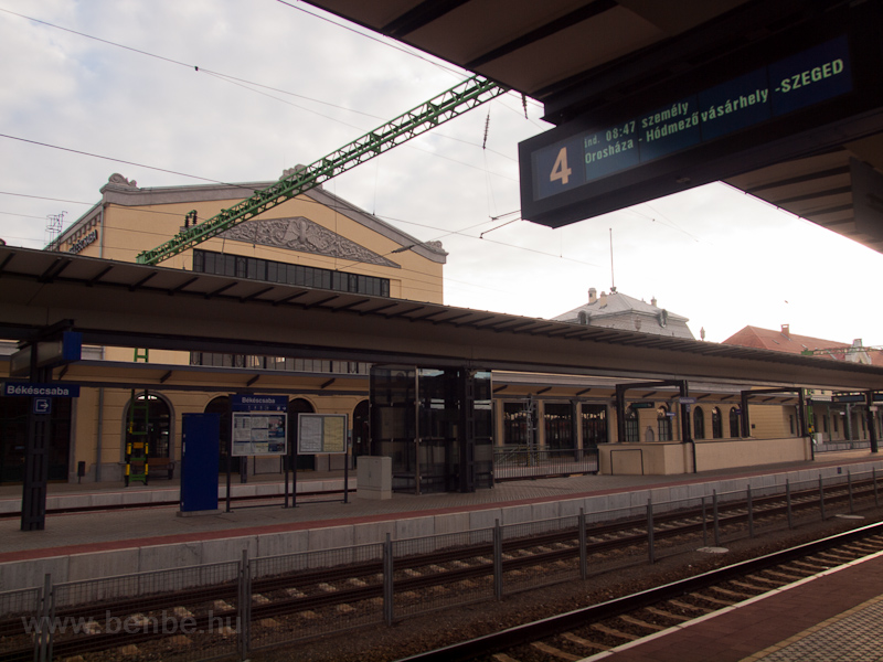 Békéscsaba after the recons photo