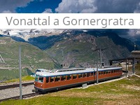 A train to the Gornergrat