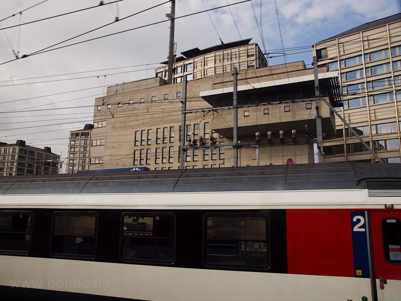 Zürich Hauptbahnhof váltóál fotó