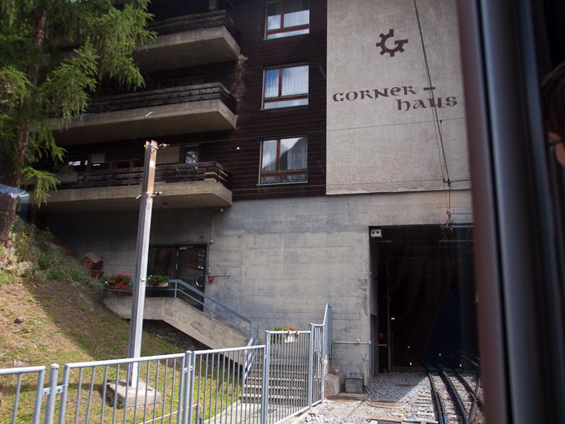 Gornerhaus, depot picture