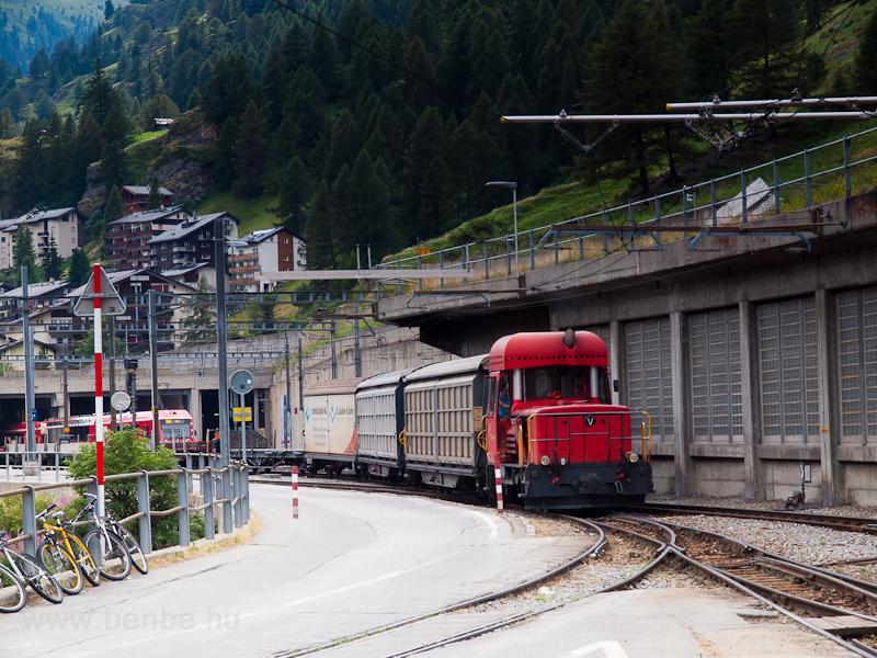 The Mattethorn-Gotthardbahn picture