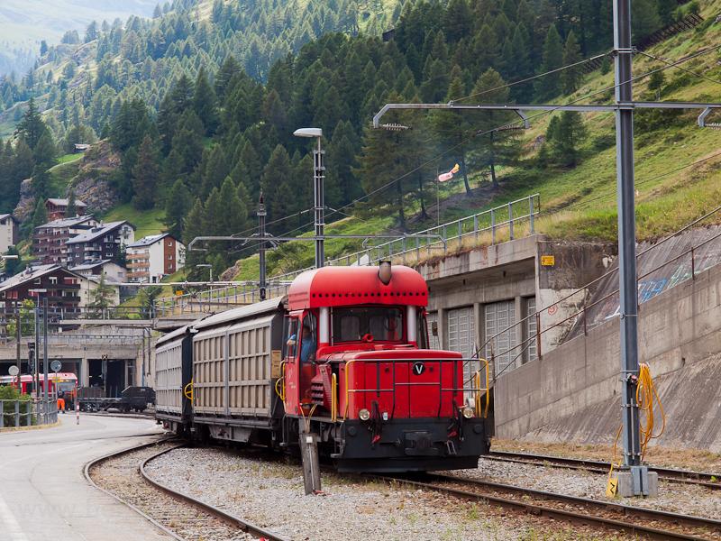 A Mattethorn-Gotthardbahn G fotó