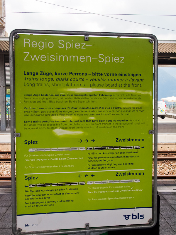 Spiez instructions for emba photo