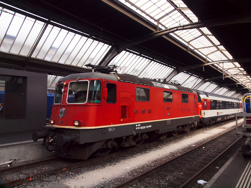 A SBB Re 420 301-4 Zürich H fotó