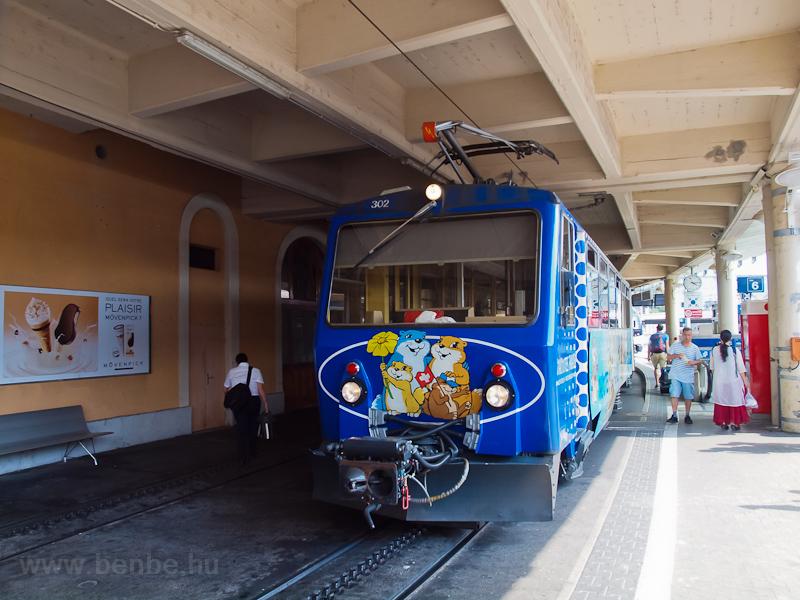 A MOB/Montreux - Glion - Ro fotó