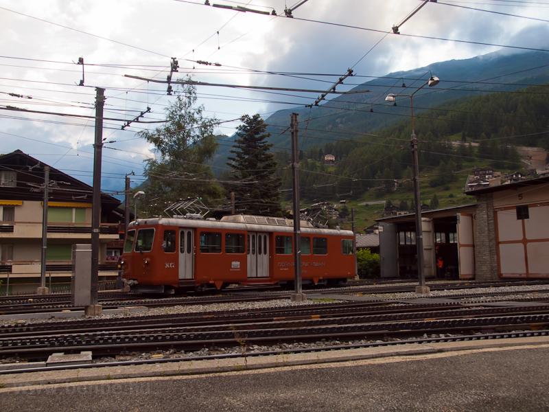 The Gornergratbahn Bhe 4/4  photo