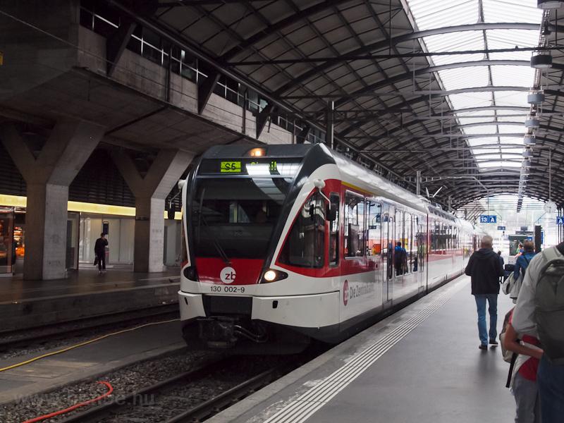 A Zentralbahn 130 002-9  Sp fotó