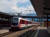 A Zentralbahn 160 964-5 Interlaken Ost állomáson