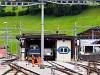 A MOB Gm 4/4 2004 Zweisimmen állomáson