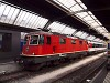 A SBB Re 420 301-4 Zürich Hauptbahnhof állomáson