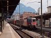 A SBB-CFF-FFS Re 4/4 11308 Montreux állomáson