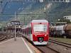 A Regionalps RABe 525 RA 40 Martigny állomáson