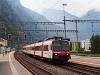 A Regionalps RBDe 560 RA06 Martigny állomáson
