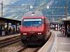A SBB-CFF-FFS Re 460 050-8 Martigny állomáson