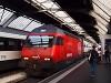 A SBB 460 089-6 Zürich Hauptbahnhof állomáson