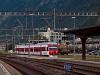 A TMR / Saint Bernard Express RA41 NINA Martigny állomáson