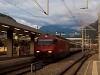 Az SBB Re460 090-4 Visp állomáson