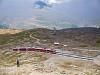 Egy ismeretlen Gornergratbahn (GGB) Bhe 4/6  Rotenboden és Gornergrat között