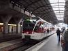 A Zentralbahn 130 002-9 <q>Spatz</q> Luzern állomáson