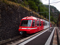 A SNCF TER Z803 Salvan állomáson