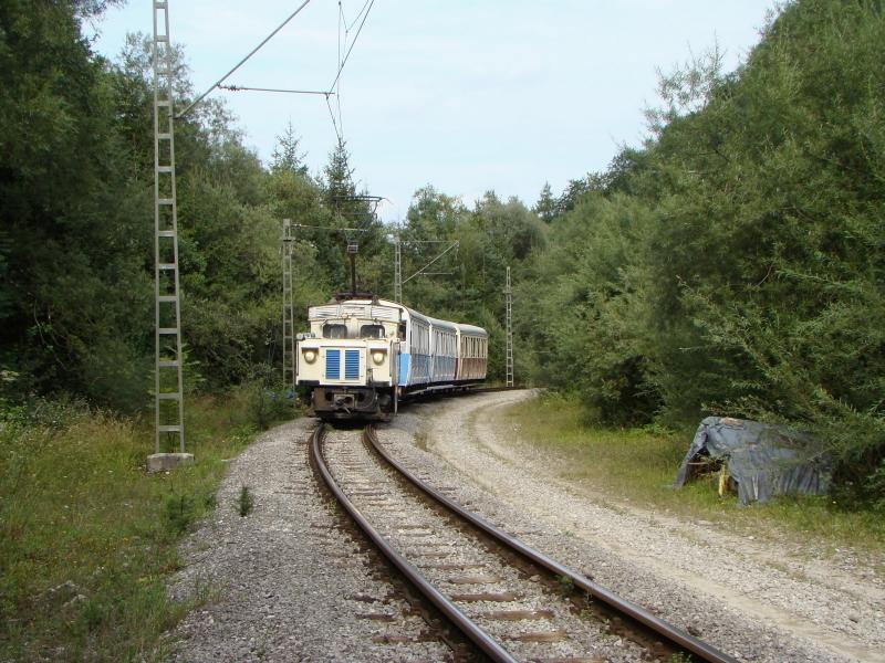 A Wachtl-expressz már az úttól távolabb fotó