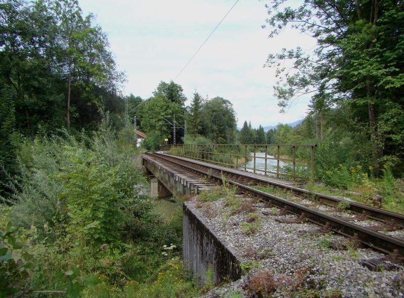 Híd a Kiefer-patakon fotó