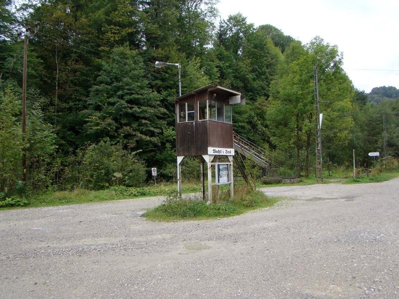 Wachtl in Tirol irányító torony fotó