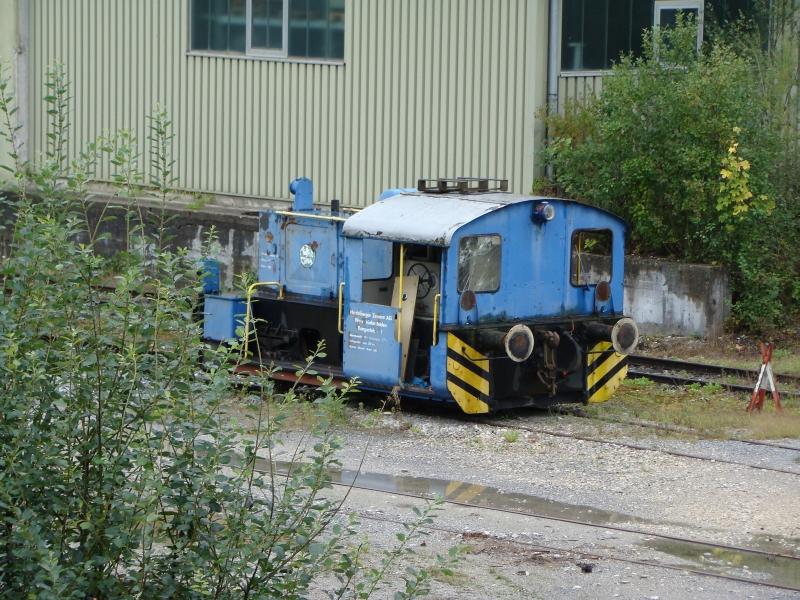 Tolatómozdony-1 Kieferfeldenben fotó