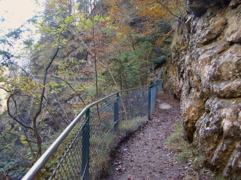 Griessenbach-klamm fotó