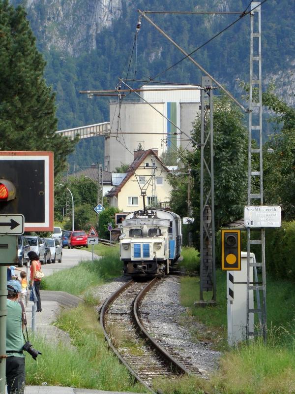 A Wachtl-expressz kijár a cementgyárból fotó