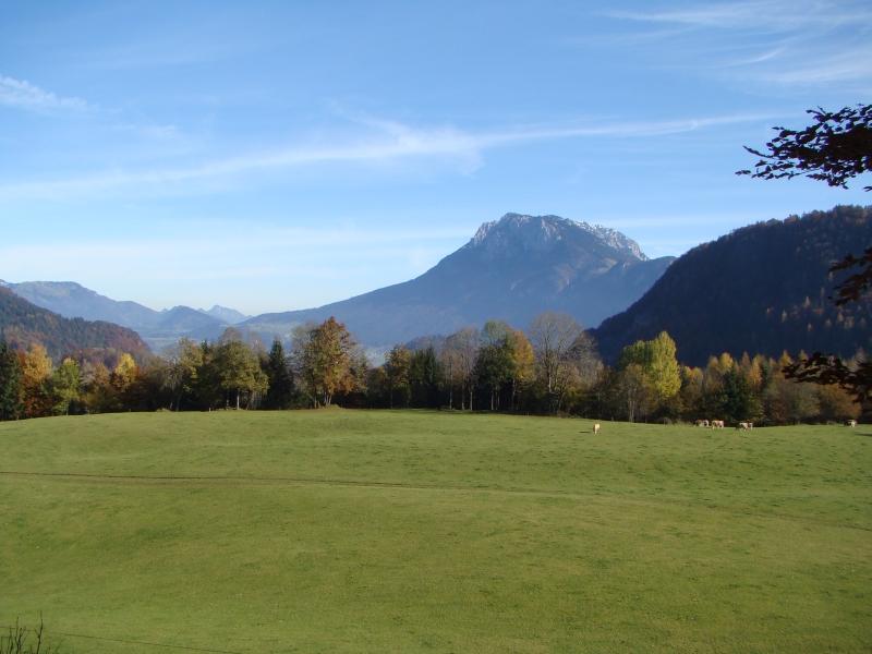 Szép tarka hegyoldal Kiefersfelden határában fotó