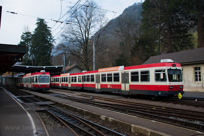 The Waldenburgerbahn Bt 113 photo