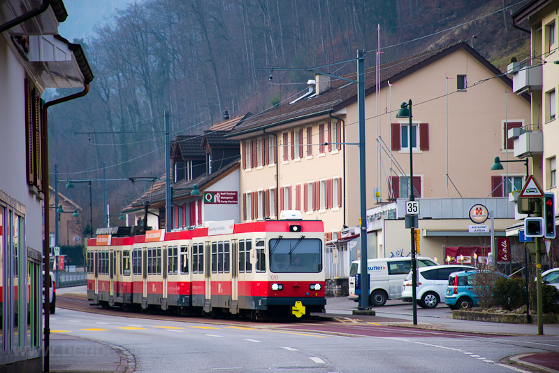 The Waldenburgerbahn Bt 120 photo