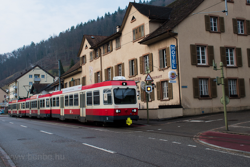 The Waldenburgerbahn Bt 120 picture