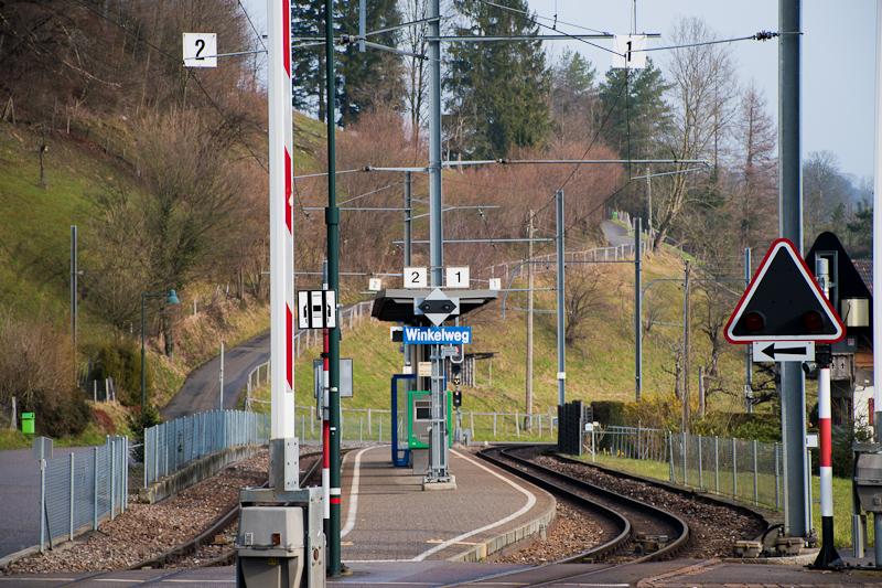 Oberdorf Winkelweg station  picture