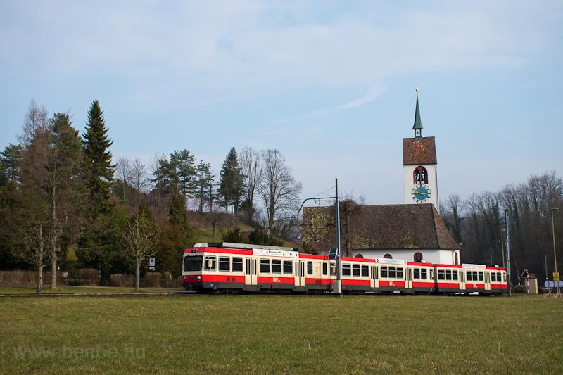 The Waldenburgerbahn BDe 4/ picture