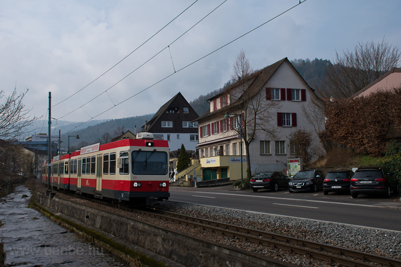 The Waldenburgerbahn Bt 111 picture