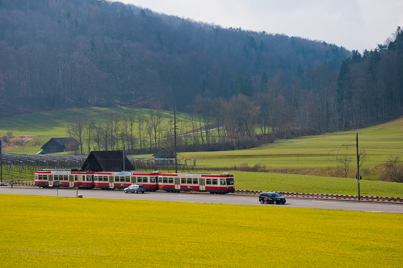 The Waldenburgerbahn Bt 111 photo