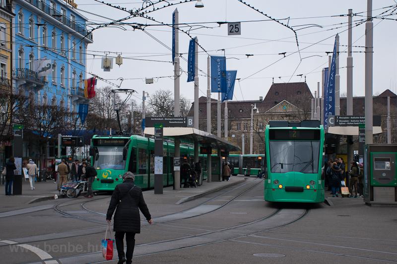 The Basler Verkehrs-Betrieb picture