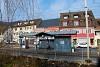 Niederdorf megállóhely a Waldenburgerbahnon