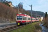 A Waldenburgerbahn BDe 4/4 15 Hirschlang és Niederdorf között