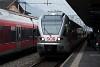 A Südostbahn (SOB) 526 052-6 Sargans állomáson