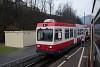 A Waldenburgerbahn Bt 111 Hirschlang állomáson