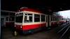 A Waldenburgerbahn BDe 4/4 13 és 16 Waldenburg állomáson
