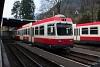 A Waldenburgerbahn Bt 113 Waldenburg állomáson